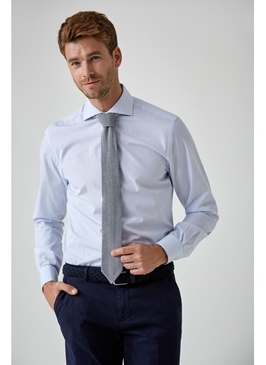 Hemington Gömlek Beyaz